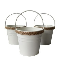 10pcs-lot-D10-5-H9-5CM-Small-Rustic-Metal-pail-Hemp-rope-garden-font-b-bucket