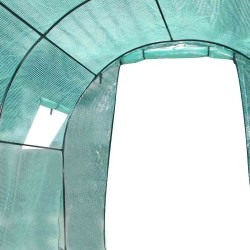 Large-Garden-Greenhouse-Hothouse-Green-Cover-Arch-Roof-Shade-Mesh-Potting-Shed-04